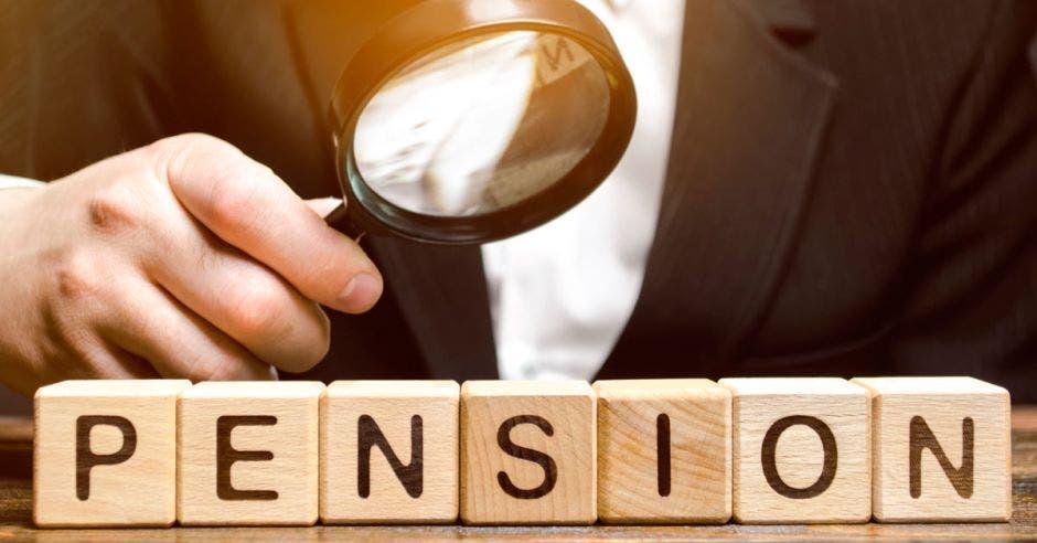 Revisando la pensión con lupa
