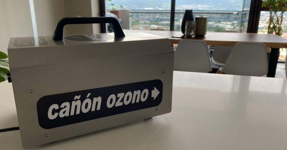 cañon de ozono