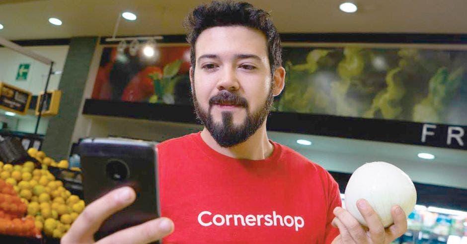 Comprador de Cornershop
