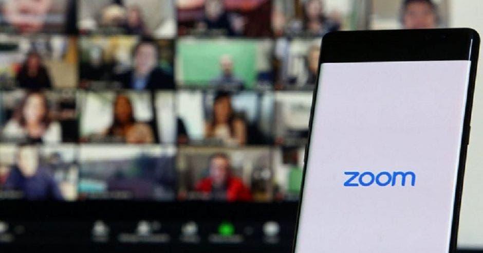 Zoom habilitará una sala de espera para sus reuniones si ninguna está habilitada. Shutterstock/La República.