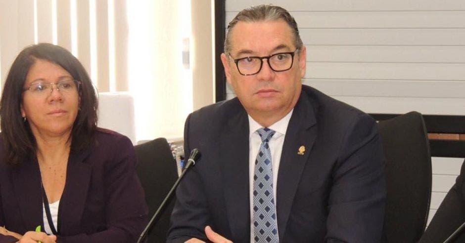Roberto Thompson, diputado del PLN