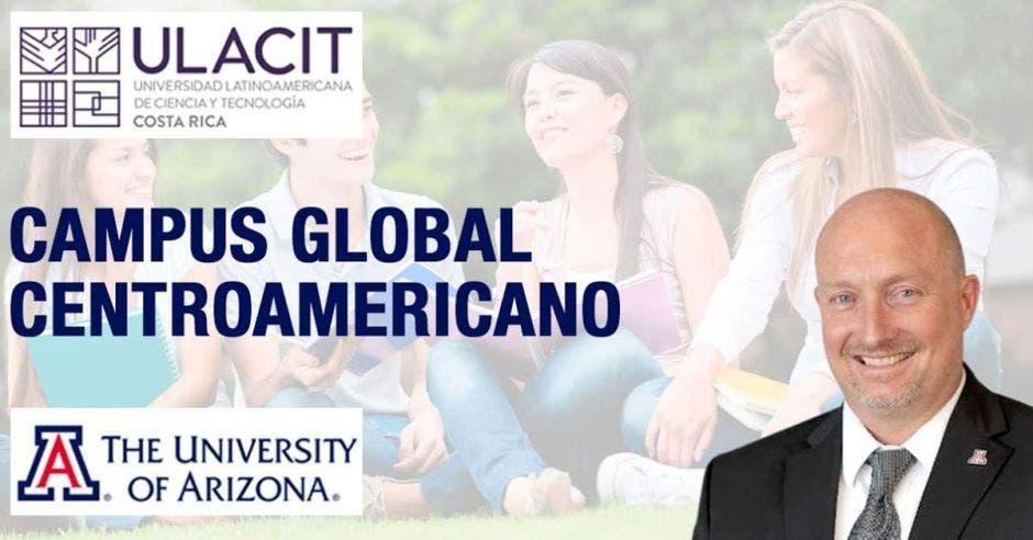 Justin Dutram, Vicepresidente adjunto para Iniciativas Latinoamericanas de la University of Arizona/La República