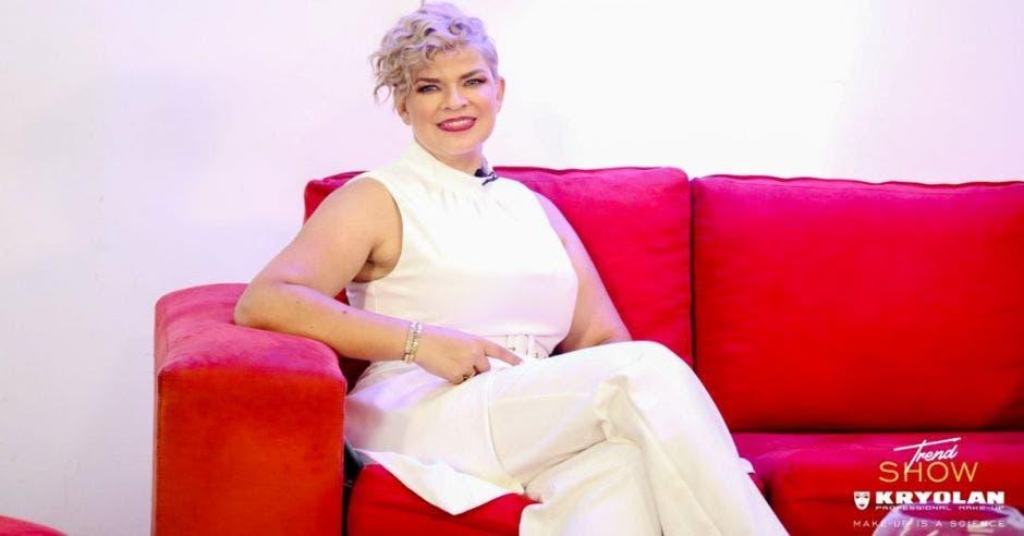 Ericka Zúñiga, gerente general de la marca