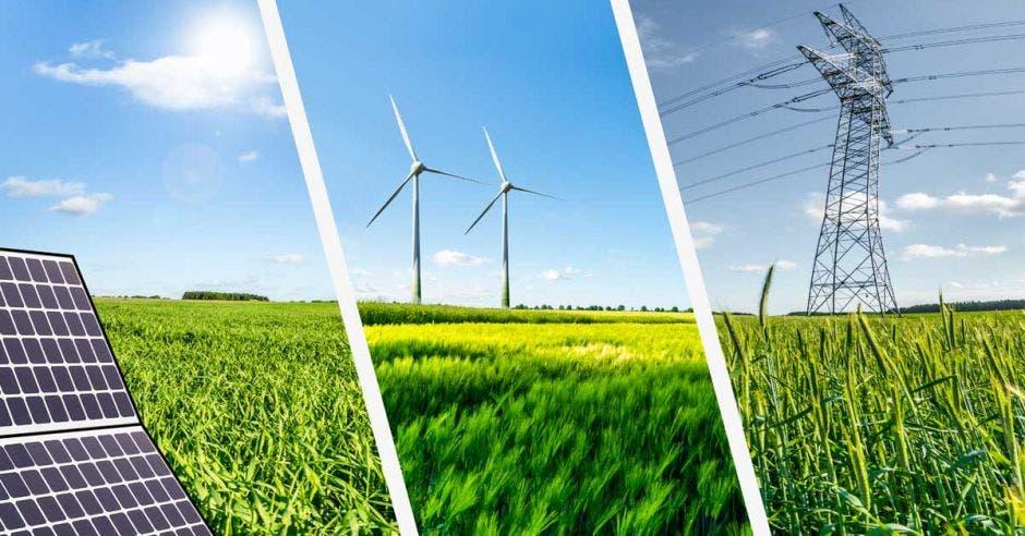 Fotos de energías renovable