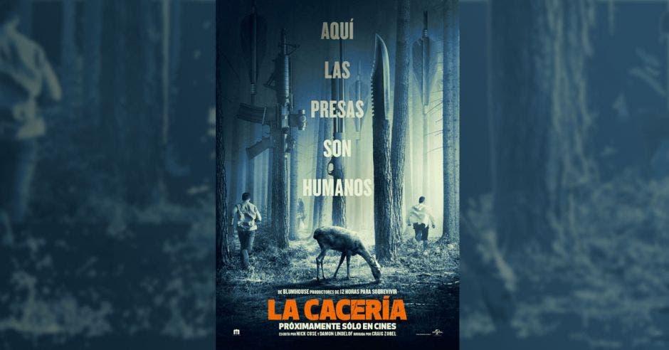 Afiche de la película The Hunt