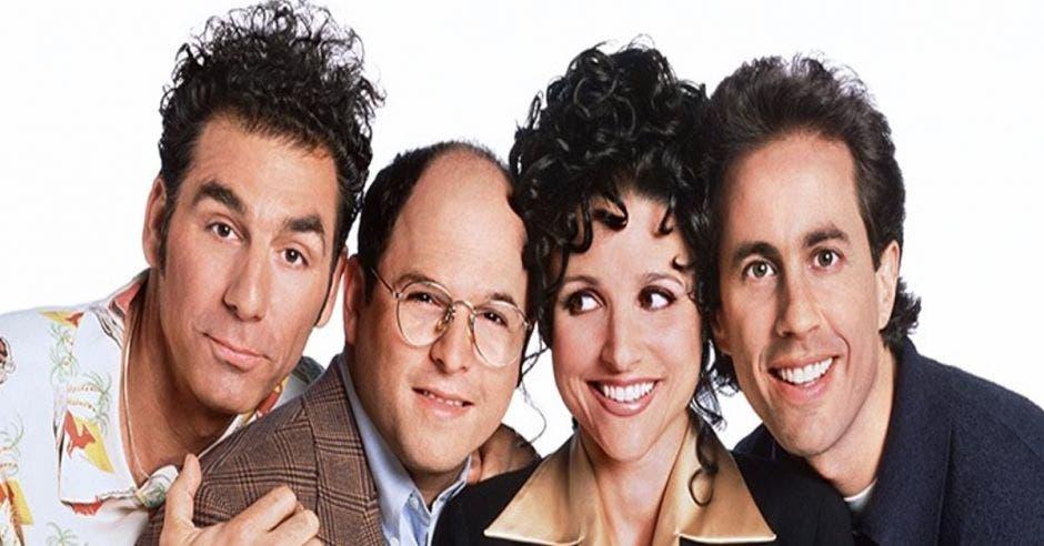 Protagonistas de Seinfeld