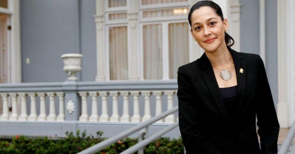 María Inés Solís, diputada del PUSC en la Asamblea