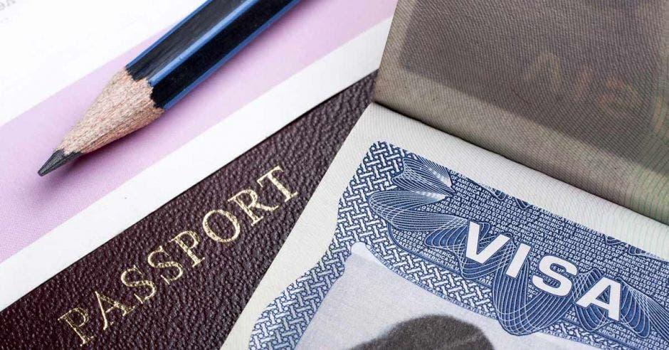 Visa y pasaporte