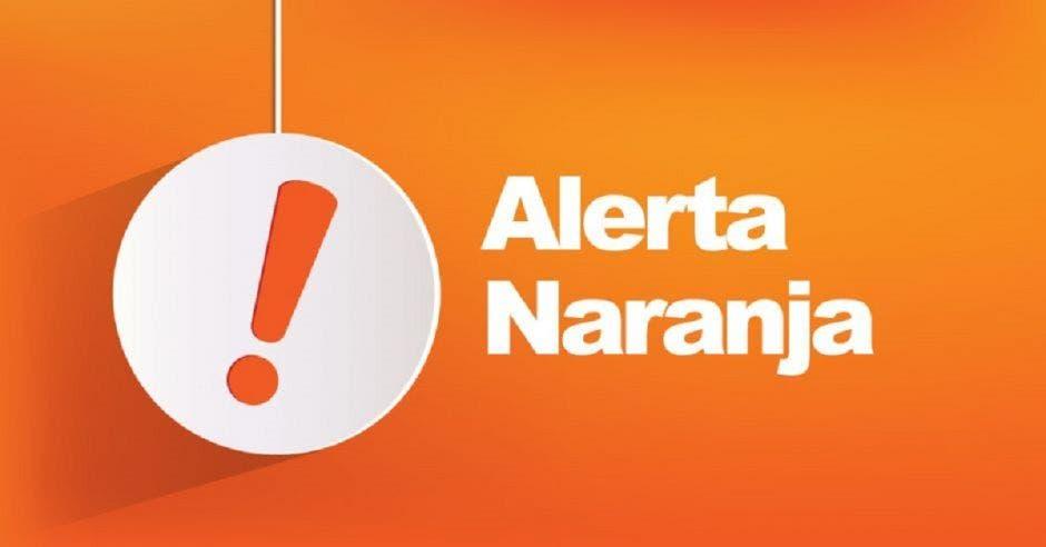 Alerta Naranja