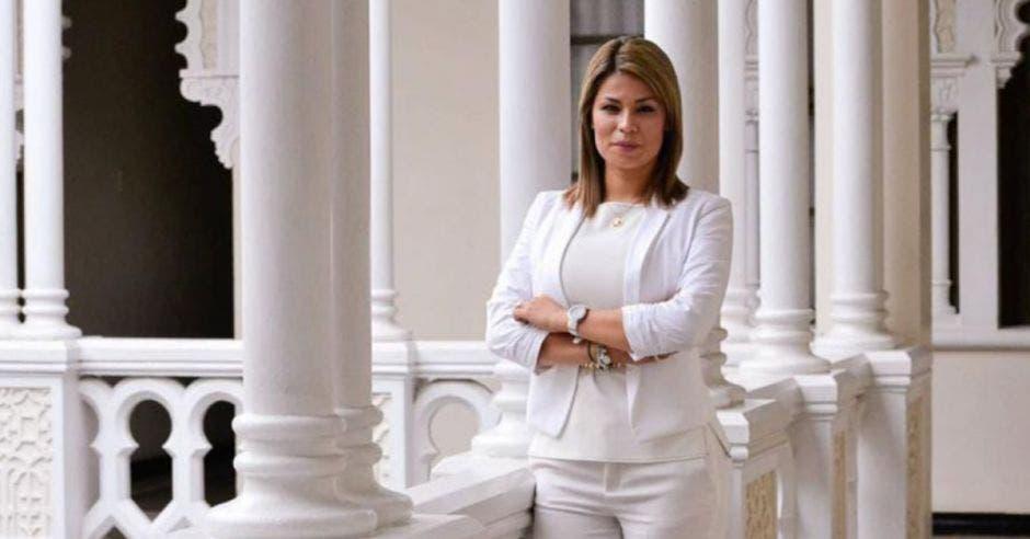 Franggi Nicolás, diputada de Liberación
