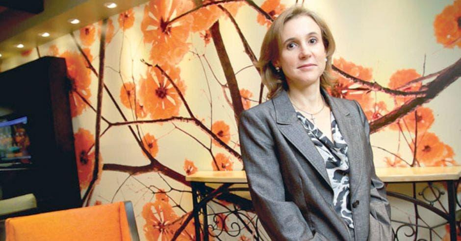 Gabriela Llobet, exdirectora de Cinde
