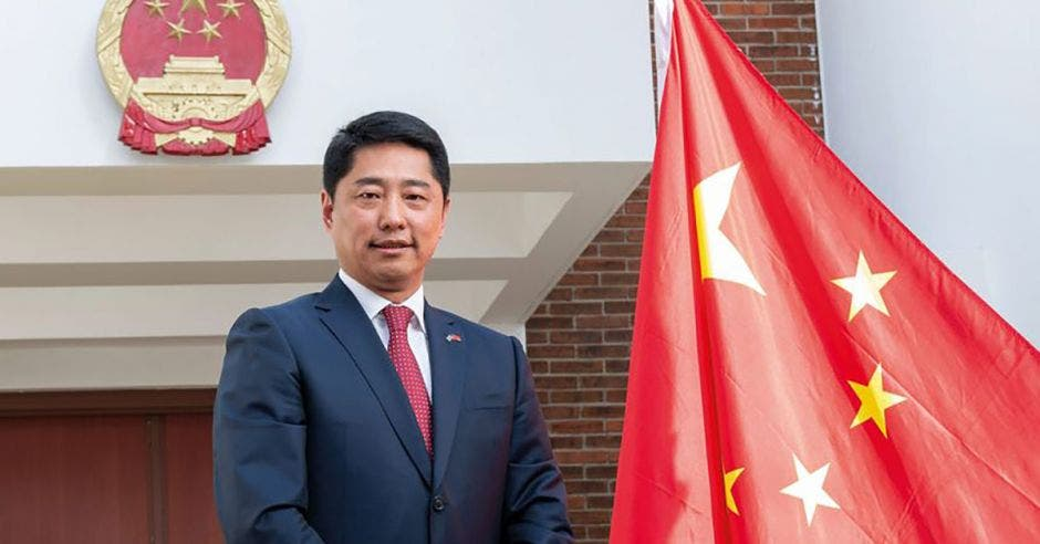 Embajador Chino
