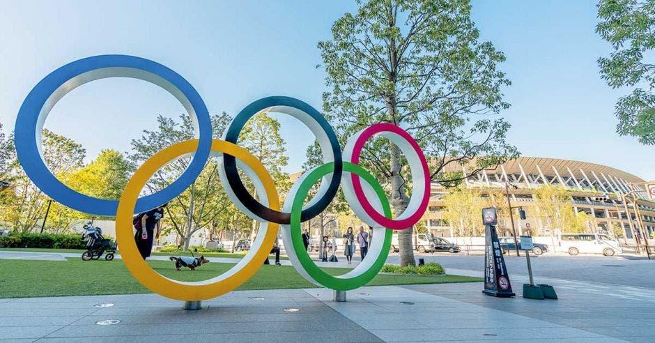 anillos olimpicos