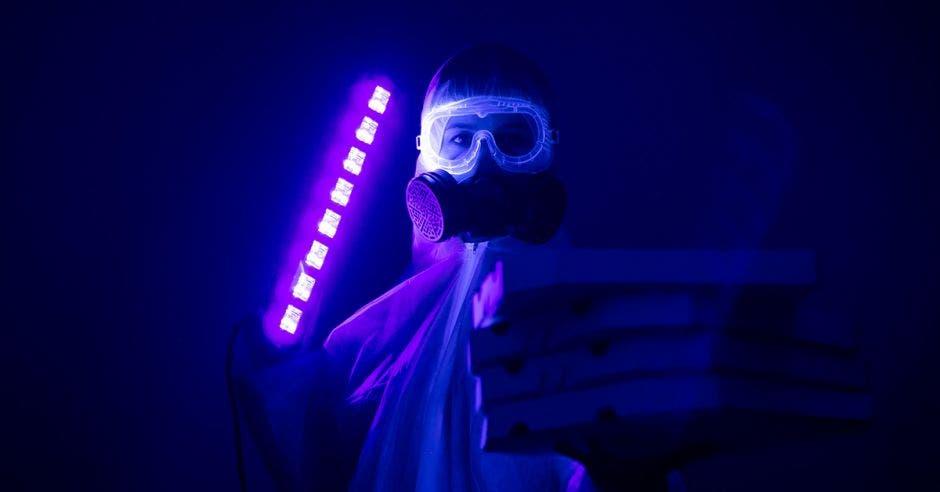 Lámparas UV