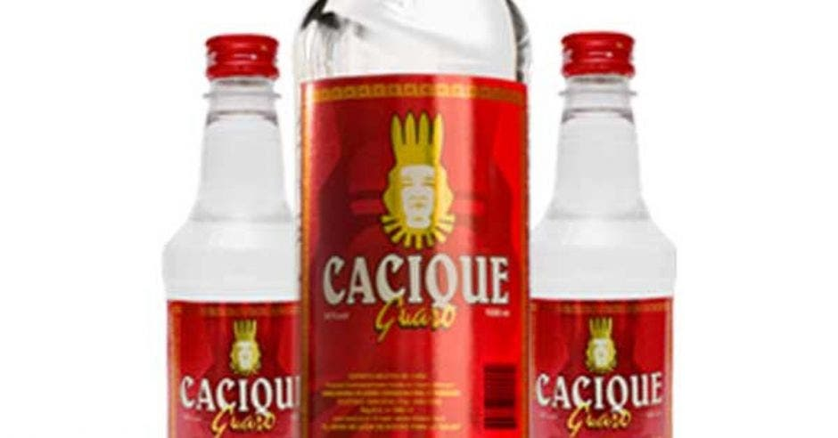 Cacique alcohol