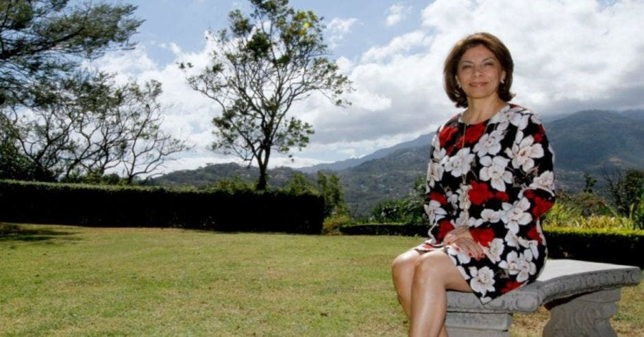 Laura Chinchilla, expresidenta