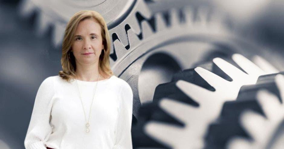 Gisela Sánchez, presidenta de AmCham