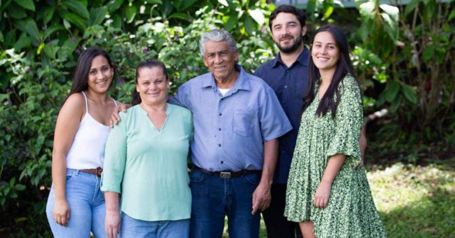 Familia emprendedora