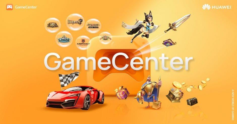 GameCenter de Huawei