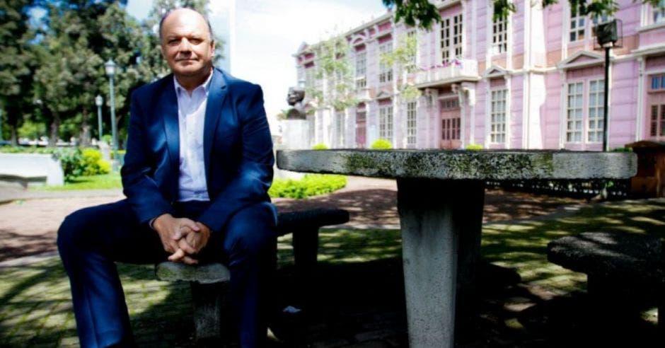 Rodolfo Piza, exministro de la presidencia