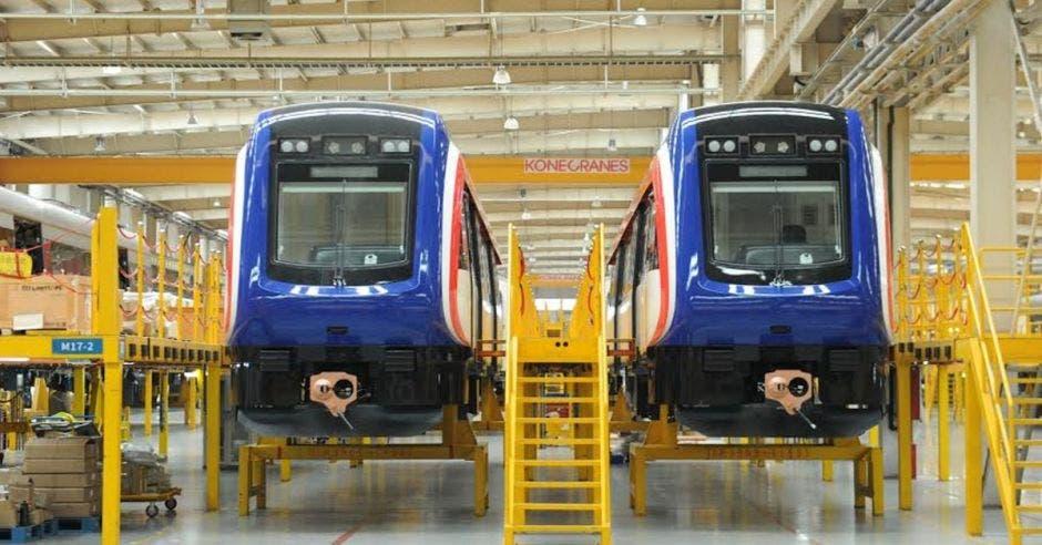 Unidades de tren