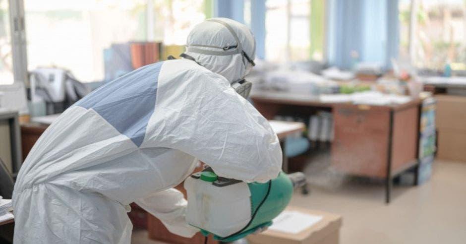 Medidas de desinfección