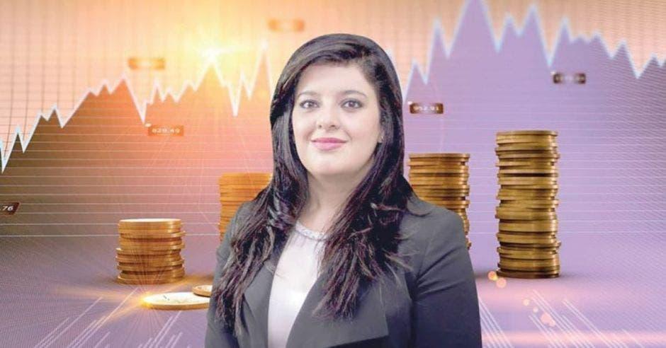 Pilar Garrido, ministra de Planificación