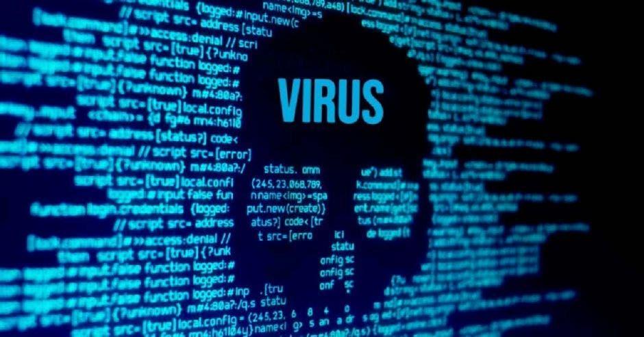 Virus informáticos y hackers