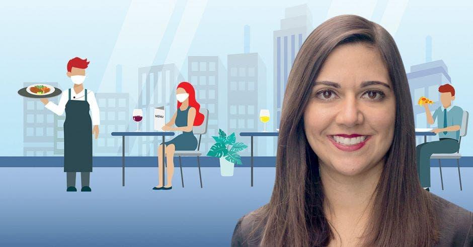 Laura Navarrete, gerente de EY Law