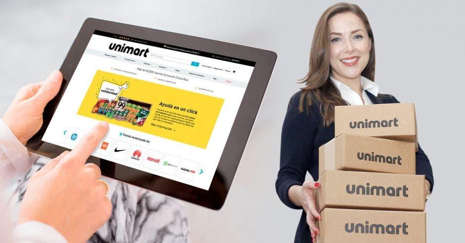 Adriana Pulido, Unimart.com