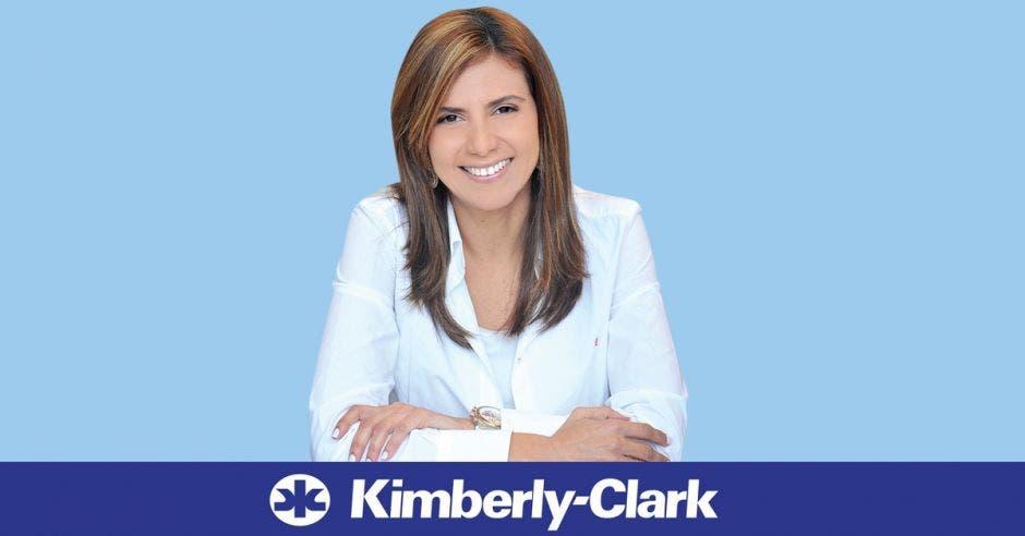 Ariana Camacho, directora de Recursos Humanos para la región norte de  Latinoamérica. Cortesía Kimberly-Clark.