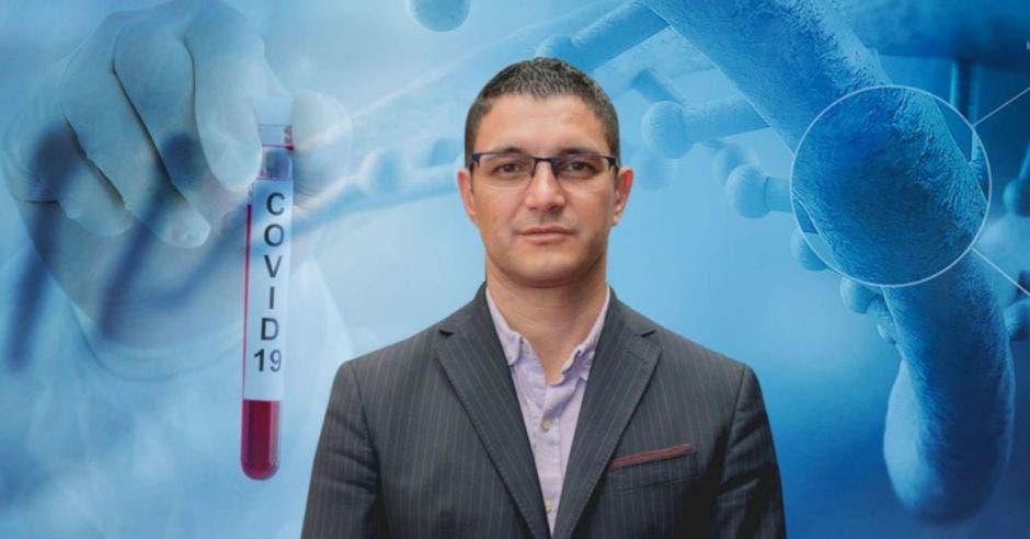 Daniel Salas, ministro de salud. Archivo/La República.