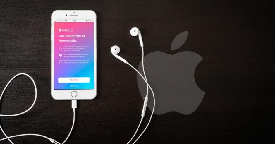 Servicios digitales de Apple
