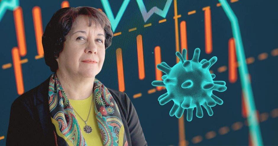Guiselle Cruz. Ministra de Eduación