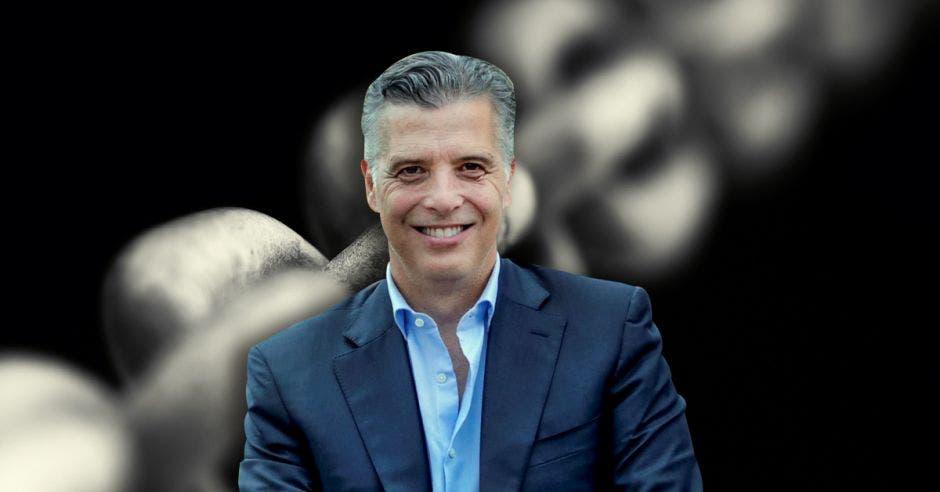 Luis Javier Castro, socio director Mesoamérica Investments. Archivo/La República.
