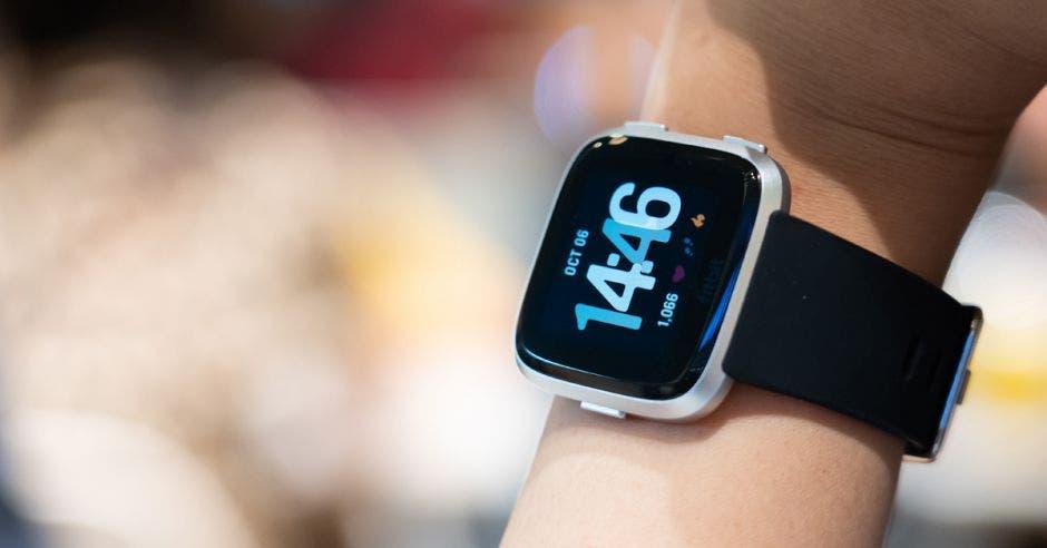 Vemos un reloj inteligente