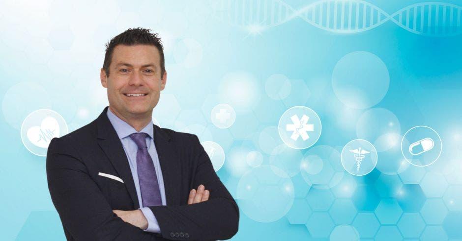 Massimo Manzi, director ejecutivo de Promed