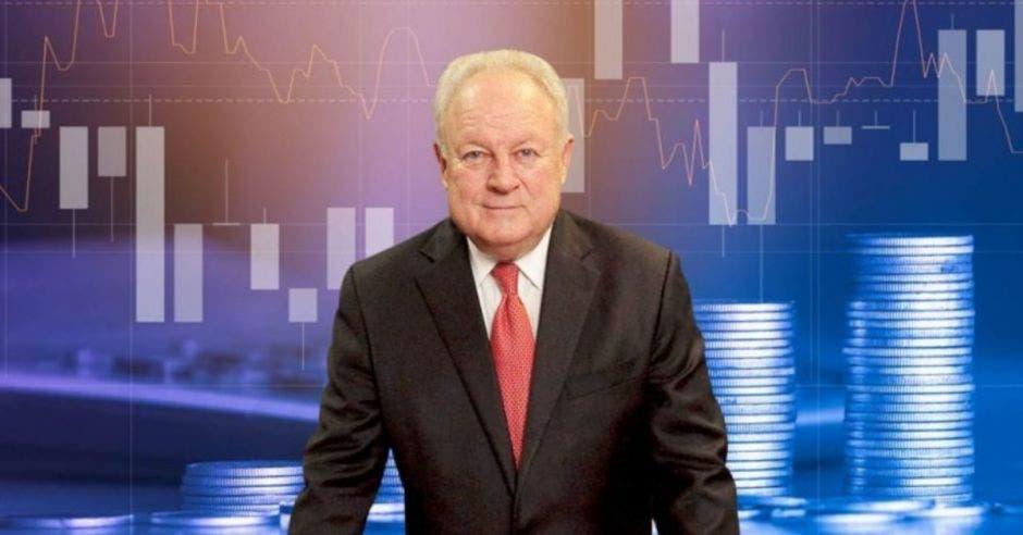 Enrique Egloff, presidente de la Cämara de Industrias