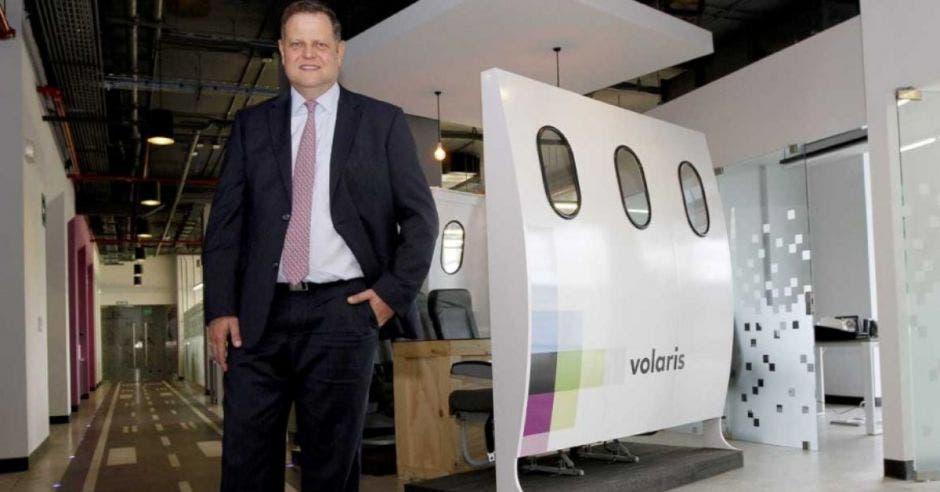 Enrique Beltranena, CEO y Fundador de Volaris