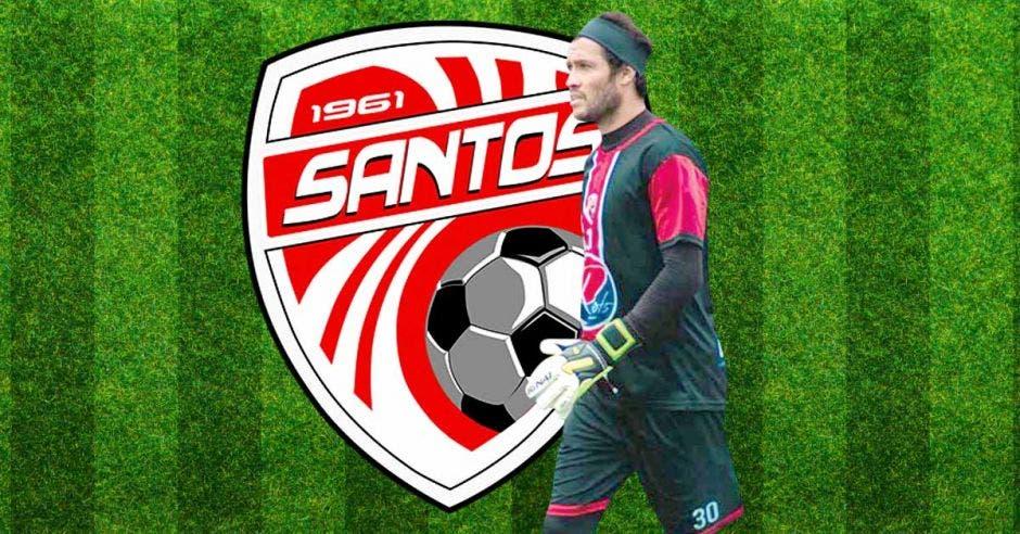 Jugador de Santos