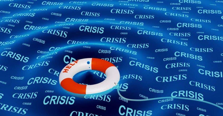 Salvavidas en el agua
