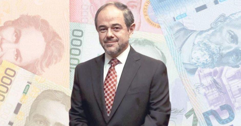Bernardo Alfaro, nuevo gerente del Banco Nacional