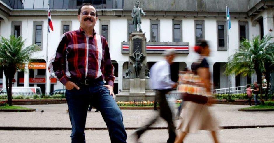 Albino Vargas, secretario de la ANEP