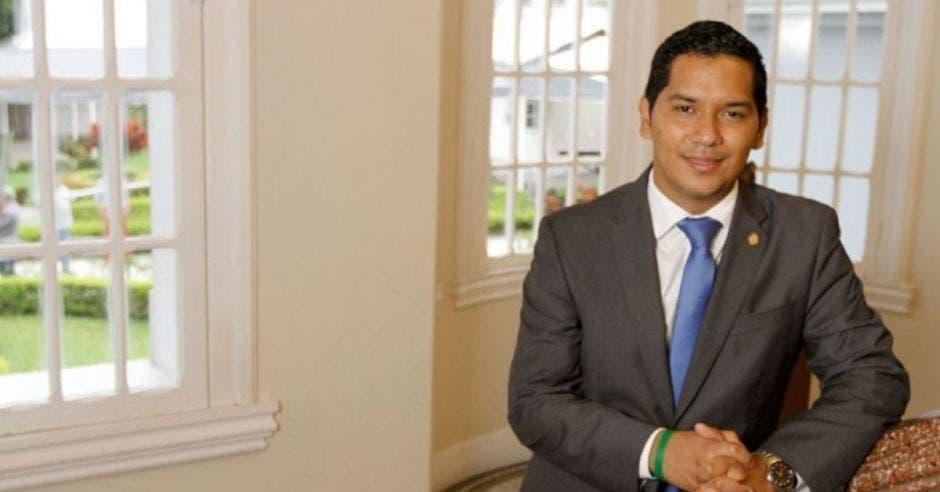 Gustavo Viales, diputado del PLN.