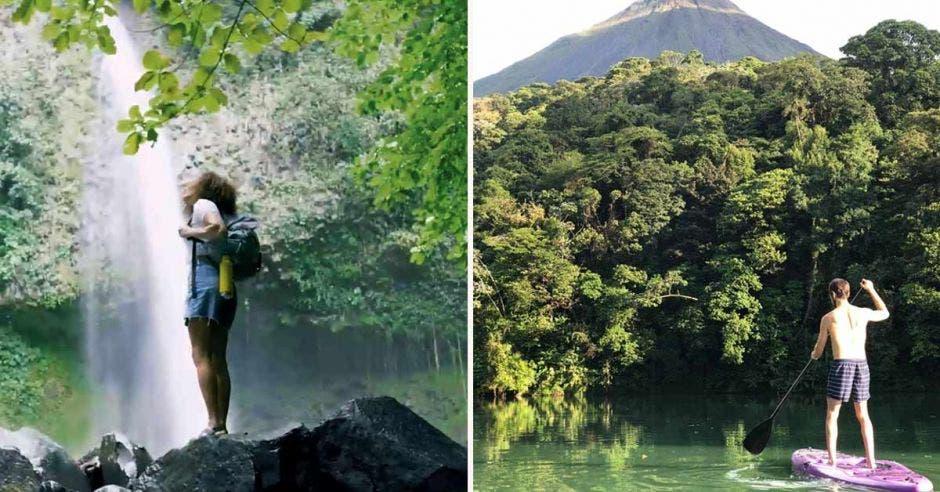 Escenarios de Costa Rica