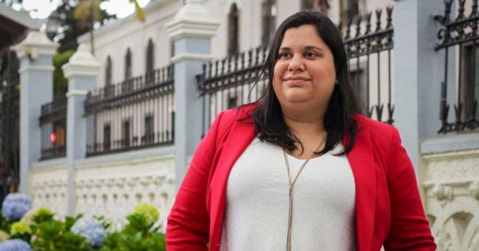 Paola Vega, diputada del PAC