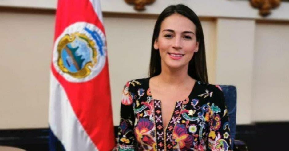 María José Corrales de Liberación Nacional. Archivo/La República.