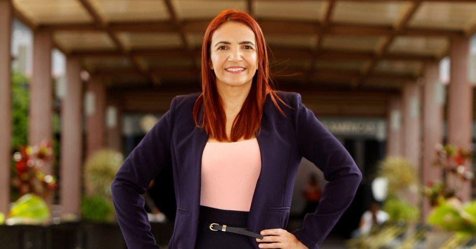 Mónica Chinchilla, Vicerrectora Académica de la UIA