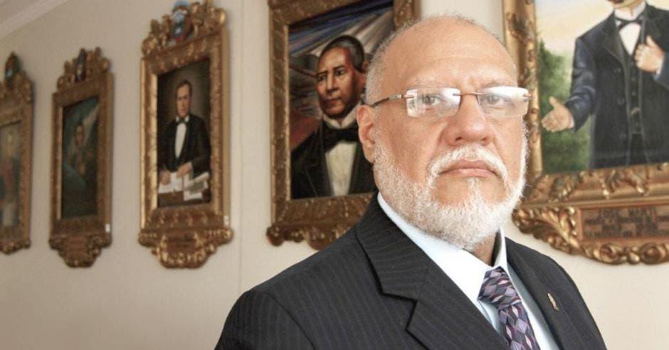 Carlos Avendaño, diputado de Restauración.