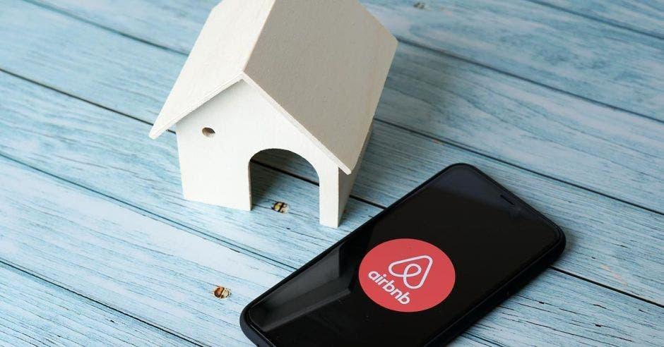 Airbnb en celular